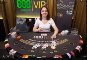BlackJack dal Vivo